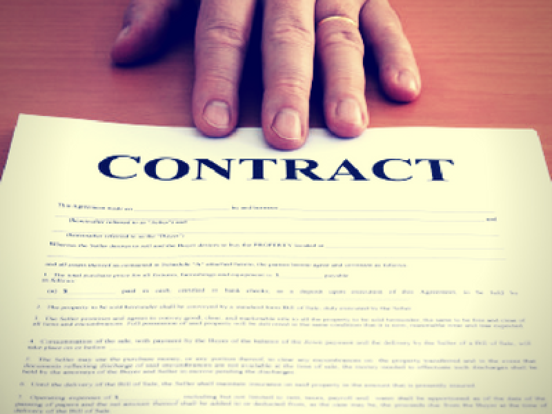 Understanding Contracts is essential in the business of touring!
