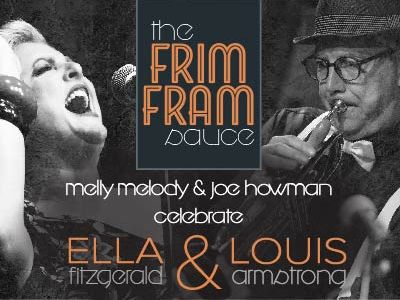 The Frim Fram Sauce - Songs of Ella and Louis!