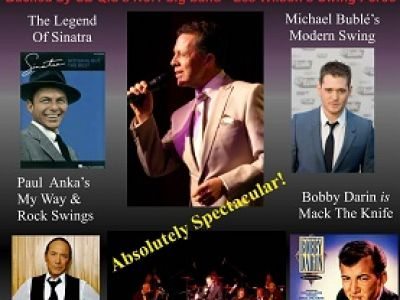 Greg Aspeling Sings The Kings Of Swing Show - Sinatra, Bobby Darin, Paul Anka, Michael Buble