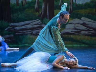 "Michael Pappalardo's ""A Midsummer Night's Dream"""
