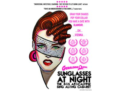 Sunglasses At Night - The 80's Apocalypse Sing Along Cabaret