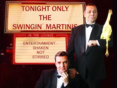 The Swingin' Martinis