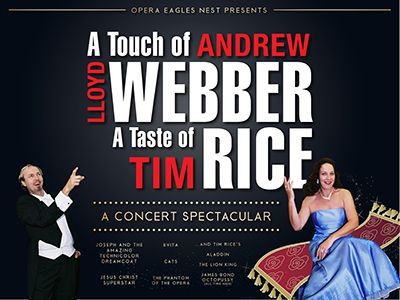 A Touch of Webber, A Taste of Rice